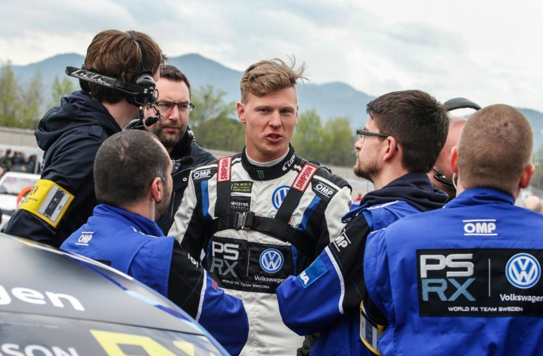 Strong season debut in Spain for Kristoffersson