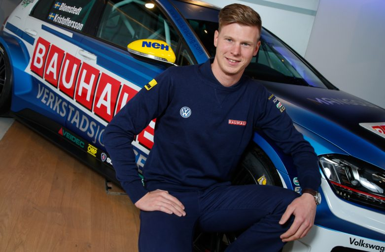 Inspiring STCC comeback for Kristoffersson, KMS and Volkswagen