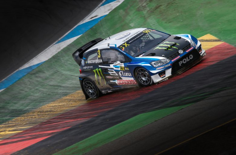 Second place for Kristoffersson at Hockenheim
