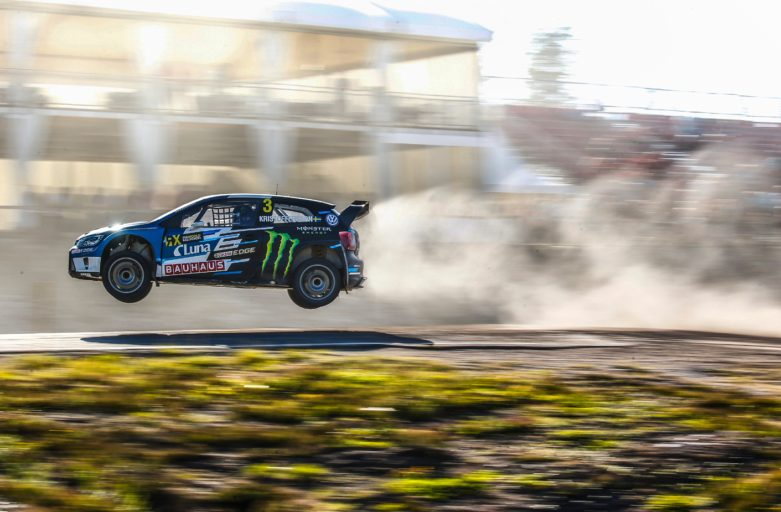 Johan Kristoffersson's dream came true at Höljes RX