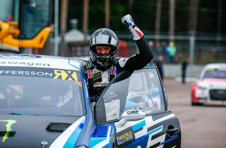 Johan Kristoffersson World RX champion