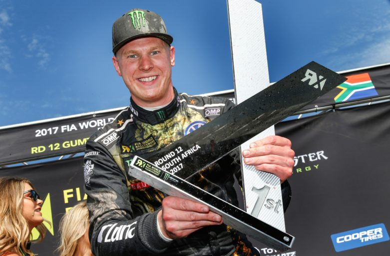 Kristoffersson finished his stunning season with another win