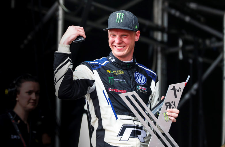Maximum points and extended lead for brilliant Kristoffersson