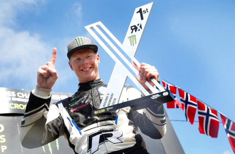 Historic Kristoffersson dominated in Hell