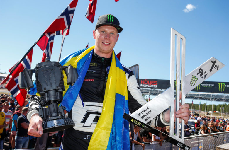 Magic weekend for magic Kristoffersson