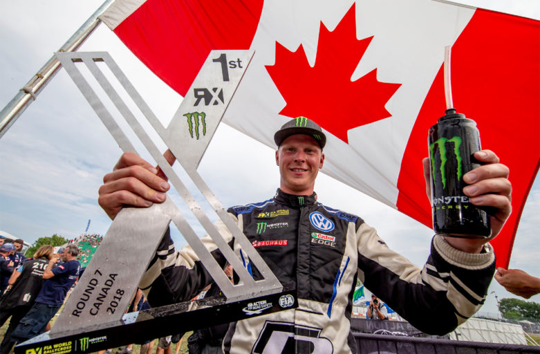 Fourth straight victory with maximum points for Kristoffersson