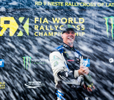 World RX of Latvia 2018