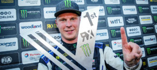 Another amazing weekend for Kristoffersson