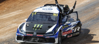King Kristoffersson conquered the World RX – historic second world champion title secured